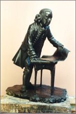 James Brindley scultpure