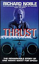 'Thrust' by Richard Noble - support CWN - buy from this link