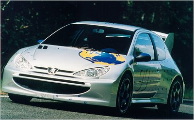 Peugeot Press Release - Peugeot Launches The 206 GT - 05 May 1999