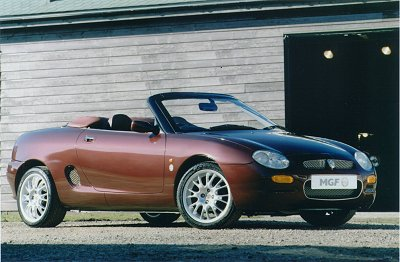 Rover Group Press Release - MG 75th Anniversary Limited Edition